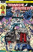 Transformers: Regeneration One #97 - Cover B